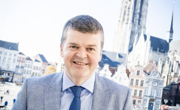 Bart SOMERS, President of the ALDE Group in the European Committee of the Regions, Mayor of Mechelen