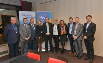 ALDE Committee of the Regions Launch of Liberal Mayors Network