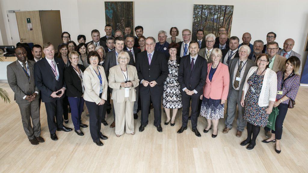 15 June 2016, ALDE Group meeting Belgium - Brussels - June 2016 © European Union / Wim Daneels