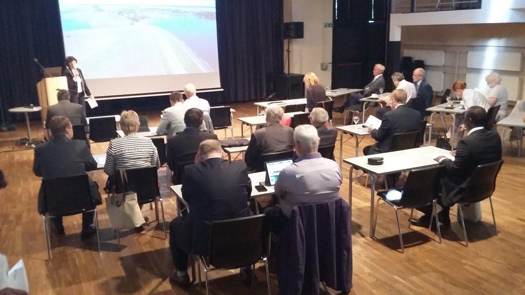 ALDE Group Rae Parish, Haapsalu Estonia.
